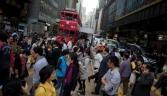 Hong Kong's large domestic market