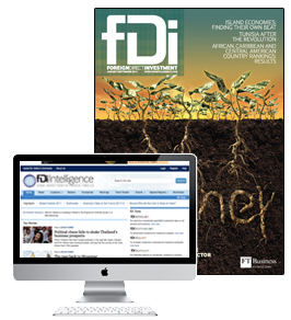 Subscribe to fDi Intelligence